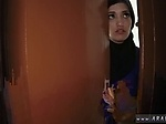 Muslim cock white girl 21 yr old refugee in my hotel ro