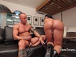Guy fucking tranny big ass hole