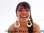 Hot pounding of a Thai slut