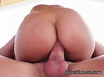 Sexy Chick Amirah Adara Has Her Bumhole Stretched