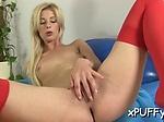 Multiple sex toys insertion