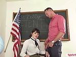 TS teacher analed by her fellow teacher