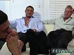 Feet gay hardcore sex Ricky Worships Johnny  Joeys Fe