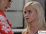 MILF Cory bangs stepdaughter Kiara Cole