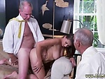 Old man you girl and guy fuck his companions sister Iv