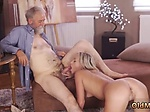 Be gentle with me daddy full and old man big dick first