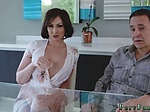 Passionate couple sex first time Au...