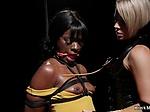Huge booty Milf anal bangs ebony slave