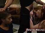 Brunette punished Sexy youthfull girls Alexa Nova and