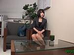 Asian office girl screwed rough