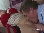Great boobs blonde Milf banging till creampie