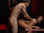 Bdsm slave big tits and extreme pussy penetration xxx T