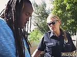 Milf gives handjob Black artistry denied