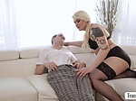 Beautiful TS Isabella gets rammed hard by Chad from beh