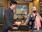 Teen cant take big cock first time Dolly Little is in