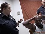 Broke amateurs anal creampie Milf Cops