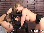 Great pipe sucking skills of minx