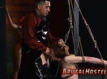 Bondage swing Sexy youthfull girls Alexa Nova and Kend