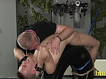 Gay loves dirty fetish sex games