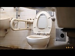 Mama restroom sneak shot 01