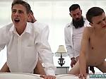 Thai gay boys small fucking Elders Garrett and Xander