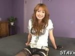 Tenacious Asian spooning