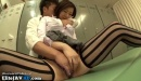 Japanese Milf in stockings fucked in locker room Japanese Milf in stockings fucked in locker room