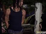 Sex crazed milf xxx Car Jacking Suspect gets the Jack