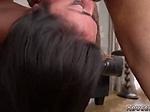 On hardcore Rough anal fuckyfucky for Lexy Banderas b