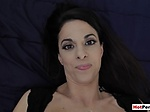 Fucking my frustrated MILF stepmothers tight pussy