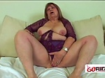 BBW gets screwed by horny young guy