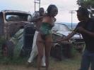 Amateur busty black hardcore hitting sex