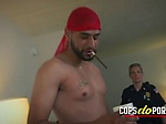 Marcus gets his big fat cock blown by perverted milf co