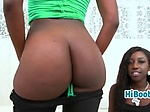 Black girls banged with long cock