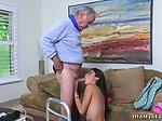 Teen fucks ugly old man Poping Pils