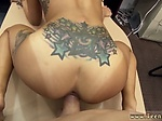 Girl gives blowjob Me love you long time