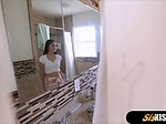 Katya Rodriguez gets fucked by her horny stepbrother