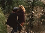 MILF make love in nature while jeal...
