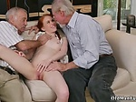 Teen booty riding dildo and young blonde fucked hard On