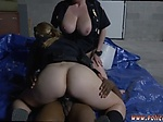 Amateur wife vacation threesome and kitchen milf doggy