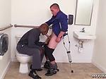 Very hard black fucking gay sex The HR meeting