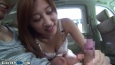 Japanese beauty gives passionate blowjob Japanese beauty gives passionate blowjob