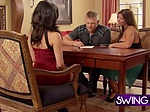 For having an orgasm sex swinger amateur couples relax
