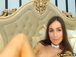 Big Tits Chick Fuck her Tight Pussy...