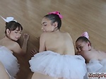 Anal slave public group first time Ballerinas