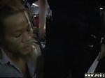 Black girl outside Chop Shop Owner Gets Shut Down