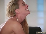 Mom blowjob audition first time The Mature Lure