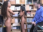 Demi Sutra and Lala Ivery taking turns