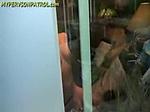 Neighbors caught fucking in window