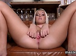 Randy czech cutie stretches her yummy kitty to the stra